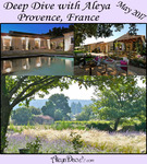 Join Aleya for an in person 3 Day Intensive Retreat  - In Provence, FRANCE